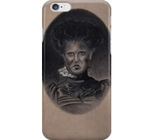 Hocus Pocus. Winnie iPhone Case/Skin