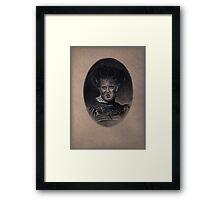 Hocus Pocus. Winnie Framed Print
