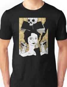Strange Devotion by Allie Hartley  Unisex T-Shirt