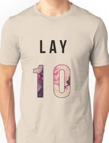 Lay Floral 10 Unisex T-Shirt