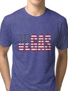 Vegas. Tri-blend T-Shirt