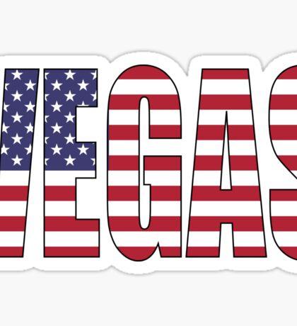 Vegas. Sticker