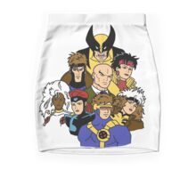 Mutant Family Skirt Mini Skirt