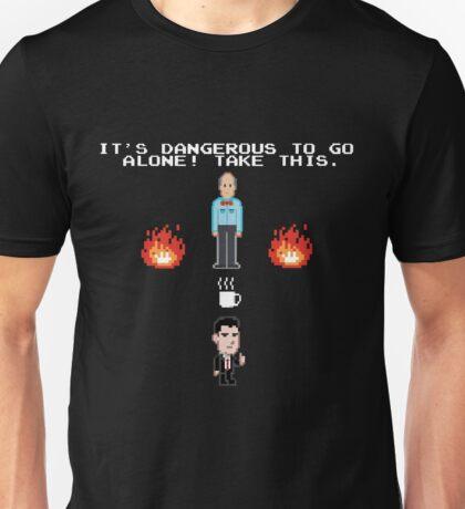 Zelda Peaks Unisex T-Shirt