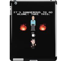 Zelda Peaks iPad Case/Skin