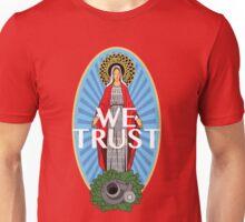 Virgin BBS Wheels Unisex T-Shirt