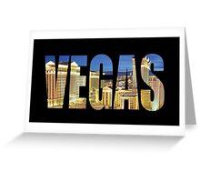 Vegas (Caesars Palace) Greeting Card