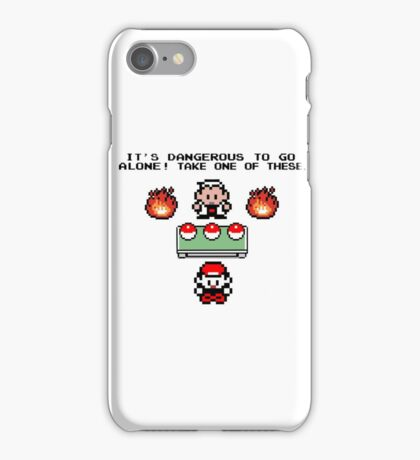Zelda Pokemon iPhone Case/Skin