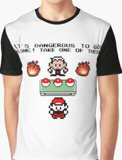 Zelda Pokemon Graphic T-Shirt