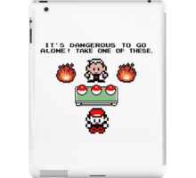 Zelda Pokemon iPad Case/Skin