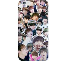 BTS Jin collage iPhone Case/Skin