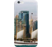 City - Chicago - Cruising in Chicago iPhone Case/Skin