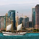 City - Chicago - Cruising in Chicago by Mike  Savad
