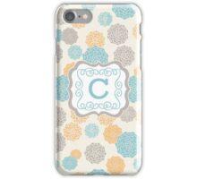 C Well iPhone Case/Skin