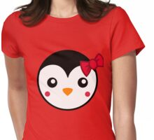 Little Penguin Womens Fitted T-Shirt