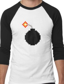 Gonna Blow Men's Baseball ¾ T-Shirt