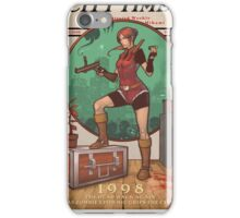 The Raccoon City Times 1998 iPhone Case/Skin