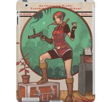 The Raccoon City Times 1998 iPad Case/Skin