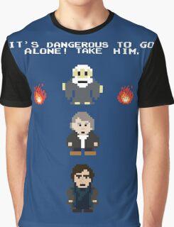 Zelda Holmes Graphic T-Shirt