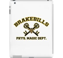 Brakebills Physical Magic Department BEST QUALITY iPad Case/Skin