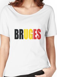 Bruges Women's Relaxed Fit T-Shirt