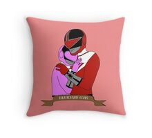Ranger Relationship Goals Throw Pillow