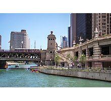 Chicago, IL USA  Photographic Print