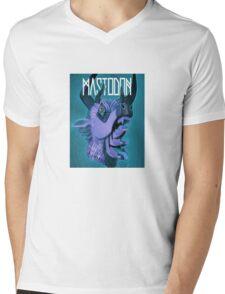 mastodon Mens V-Neck T-Shirt