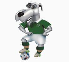 Patches Euro 2016 COYBIG Baby Tee