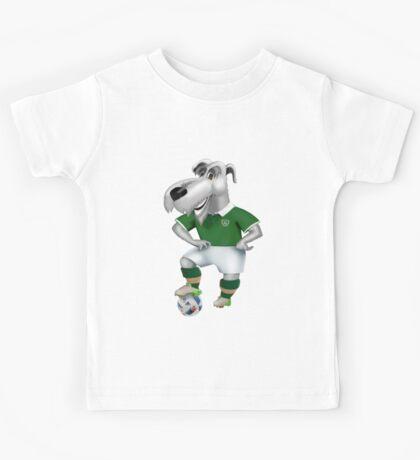 Patches Euro 2016 COYBIG Kids Tee