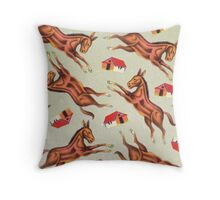 Dicky Bow - Stephanie Throw Pillow