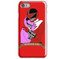 Ranger Relationship Goals iPhone Case/Skin