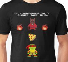 Zelda Mutant Turtle Unisex T-Shirt