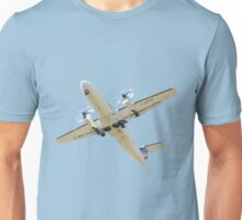 ATR 42 landing Unisex T-Shirt