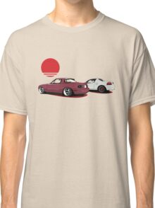 JDM Sunset Classic T-Shirt