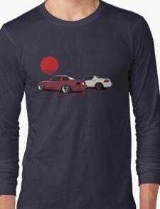 JDM Sunset Long Sleeve T-Shirt