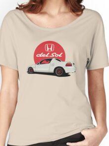Honda Del Sol Women's Relaxed Fit T-Shirt