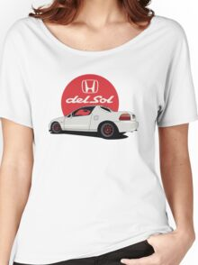 Honda Del Sol Women's Relaxed Fit T-Shirt
