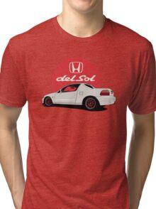 Honda Del Sol Tri-blend T-Shirt