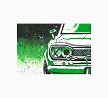 1971 Hakosuka GTR green Monochromatic painting Unisex T-Shirt