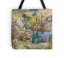 Tuscan village Tote Bag