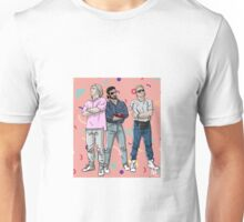 Diamond Dogs and the 80's Unisex T-Shirt