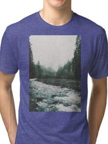 River Ending Tri-blend T-Shirt