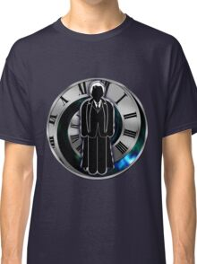 Doctor Who - 10th Doctor - David Tennant Classic T-Shirt