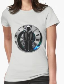 Doctor Who - 10th Doctor - David Tennant Womens Fitted T-Shirt