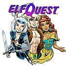 Modern trio by elfquest