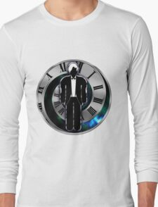 Doctor Who - 11th Doctor - Matt Smith Long Sleeve T-Shirt
