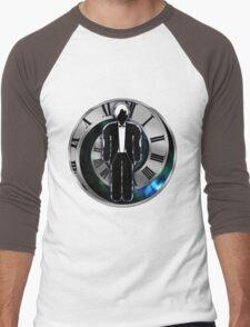 Doctor Who - 11th Doctor - Matt Smith Men's Baseball ¾ T-Shirt