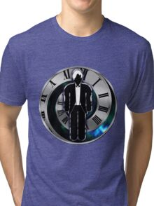 Doctor Who - 11th Doctor - Matt Smith Tri-blend T-Shirt
