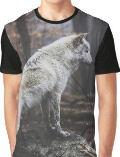 Wolf Neighborhood  Graphic T-Shirt